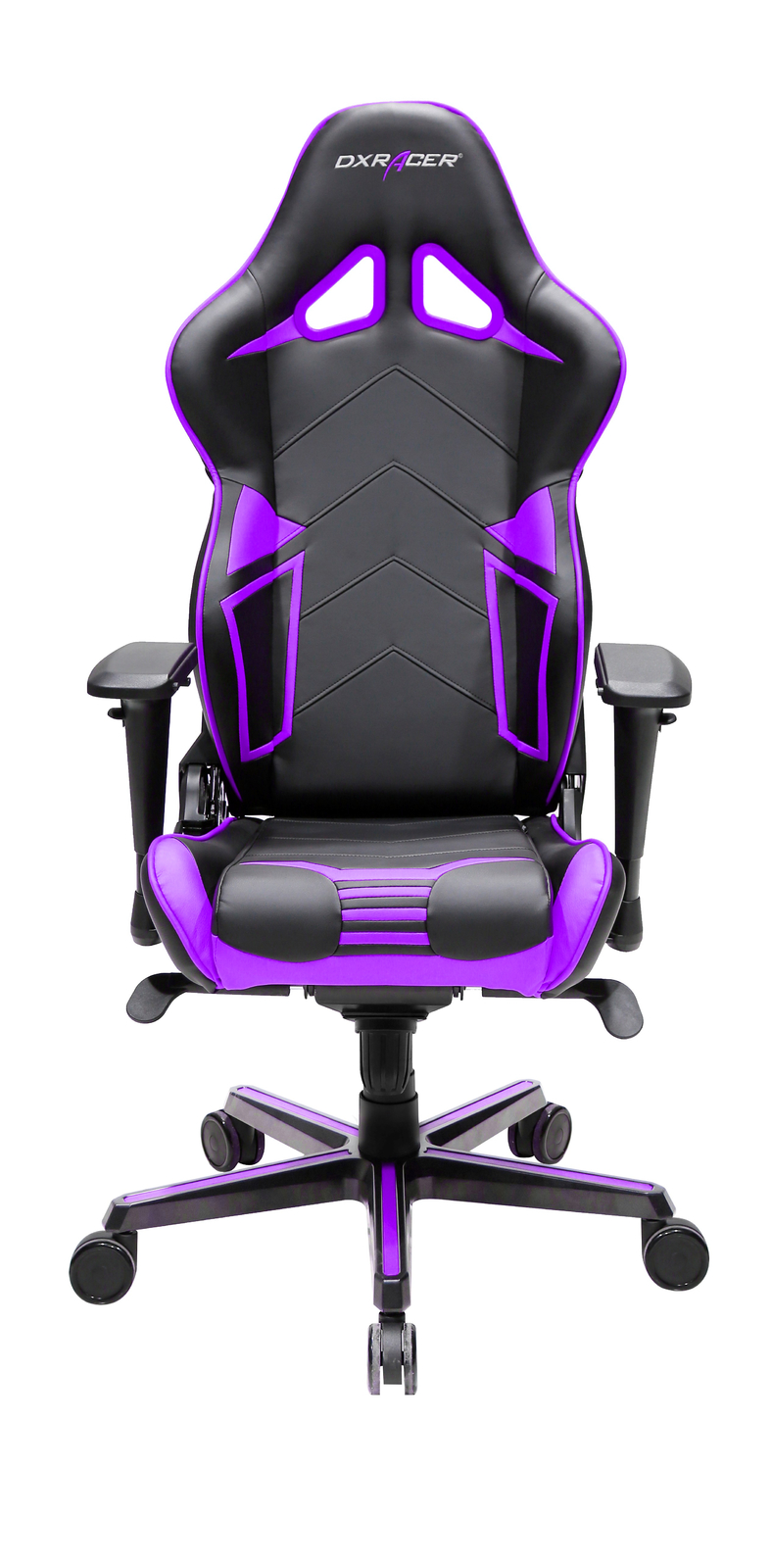 Dxracer Racing Series Rv131 Gaming Chair Purple Play